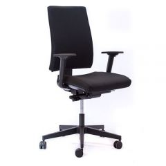 Bureaustoel City Chair lage rug