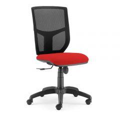 Bureaustoel Alter netbespanning zonder armleuning