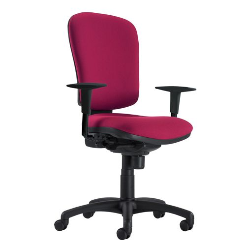 Bureaustoel Met Rubberen Wielen.Bureaustoel Scoop Bureaustoel Shop Be