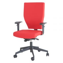 Bureaustoel Tango rood