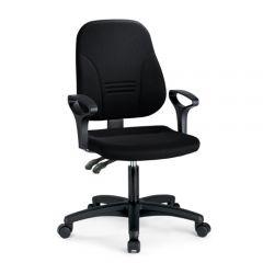 Bureaustoel Younico Plus 1101 Zwart